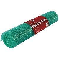 Postpak Bubble Wrap Roll Green 500mm x 3m (Pack of 12)