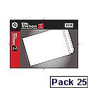 Blake C4 Envelope Peel and Seal White (Pack of 25)