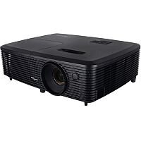 Optoma Black Portable Projector W330