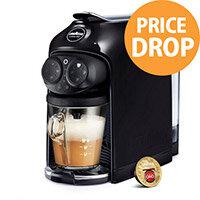 Lavazza Modo Mio Desea Capsule Coffee Machine Black Ink
