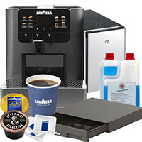 Lavazza Blue LB 2317 One Touch Coffee Machine Bundle Pack Special Offer