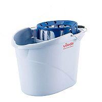 Vileda Supermop Bucket/Wringer 15 Litre Blue