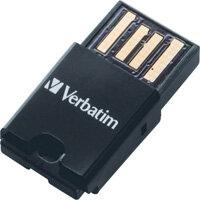 Verbatim Tablet 32GB micro SDHC Memory Card With USB Reader 44059
