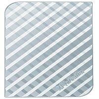 Verbatim Store 'N' Go 1TB Portable Hard Drive Silver 53197