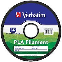 Verbatim PLA Filament 3.00mm 1kg Reel Grey