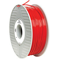 Verbatim 3D Printer Filament PLA 2.85mm 1kg Red 55330