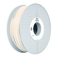 Verbatim PLA Filament Prmalloy 2.85mm 500g Reel White