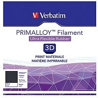 Verbatim 2.85mm 500g Black Primalloy 55507
