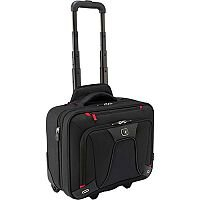 "Wenger Transfer 16"" Expandable Wheeled Laptop Case 600664"