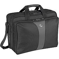 Wenger Legacy 17in Triple Laptop Bag 600655