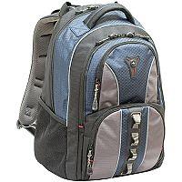 Wenger Cobalt 16in Laptop Backpack Black & Blue 600629