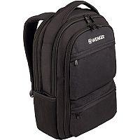 Wenger Fuse 15.6in Laptop Backpack with Tablet / eReader Pocket 600630