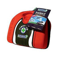 Astroplast Family First Aid Kit Pouch Red (Pack of 1) 1015016