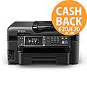 Epson WorkForce WF-3620DWF Business Colour Inkjet Wireless Multifunction Printer