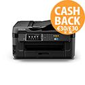 Epson WorkForce WF-7610DWF A3 Business Inkjet Wireless Multifunction Printer