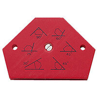 Wurth Angled Magnet - SQUAR-PRECSET-MAGN-L96XB64MM Ref. 0691180