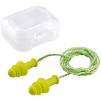 Wurth Corded Ear Plugs - HEARPROT-REUSEABLE-BAND Ref. 0899300338