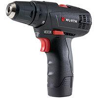 Wurth Cordless Drill Screwdriver BS 12-A - DRLDRIV-CORDL-(BS 12-A)-LIION-2X2.0AH Ref. 57001112