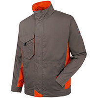 Wurth STARLINE Waist Jacket - Work Jacket STARLINE GREY S Ref. M001097000