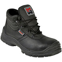 Wurth AS S3 Safety Boots - Boot AS S3 Black 47 Ref. M022079047