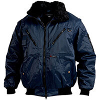 Wurth Allround Plus Bomber Jacket - Blouson ALLROUND Plus DARKBLUE XL Ref. M041019003