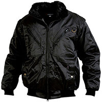 Wurth Allround Plus Bomber Jacket - Blouson ALLROUND Plus Black XXL Ref. M041020004