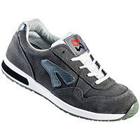 Wurth Jogger S1P Safety Shoes - Shoe JOGGER S1P GREY 43 Ref. M316031043