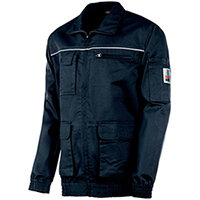 Wurth Classic Winter Jacket - Work Jacket CLASSIC Winter Blue XL Ref. M411163003
