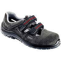Wurth Summer S1P Safety Sandals - SANDAL SUMMER S1P GREY 45 Ref. M426024045