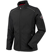 Wurth City Softshell Jacket - Softshell Jacket CITY Black S Ref. M441065000