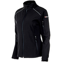 Wurth City Softshell jacket, Women's - Softshell Jacket CITY LADY Black L Ref. M441068002