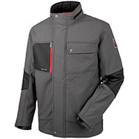 Wurth Nature Softshell Jacket - Softshell Jacket NATURE GREY L Ref. M441105002