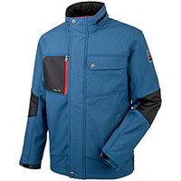 Wurth Nature Softshell Jacket - Softshell Jacket NATURE Blue M Ref. M441107001