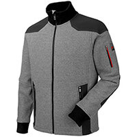 Wurth Nature Fleece Jacket - Fleece Jacket NATURE GREY M Ref. M449009001