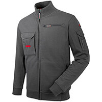 Wurth Dynamic Hoodie - SWEATJACKET DYNAMIC - ANTHRACITE S Ref. M450277000