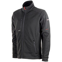 Wurth One Fleece Jacket - Fleece Jacket STRETCH ONE Black S Ref. M456086000