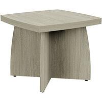 Grand Square Arctic Oak Coffee Table W550xD500xH464
