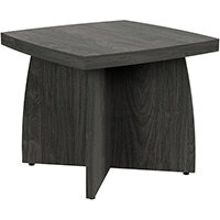 Grand Square Carbon Walnut Coffee Table W550xD500xH466