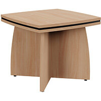Oskar Square Coffee Table Beech