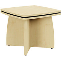 Oskar Square Coffee Table Maple
