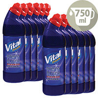 Vital Fresh Power Original Bleach Cleaners 750ml Pack of 12 WX00208