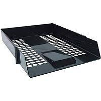 Letter Tray Black WX10050 Pk 12