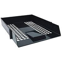 Contract Letter Tray Black WX10050A