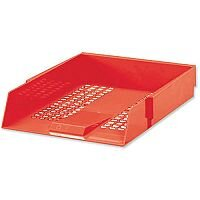 Contract Letter Tray Red WX10055A