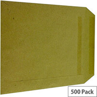 Envelopes C5 75gsm Manilla Self-Seal Pack of 500 WX3516