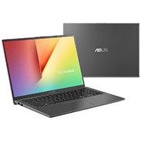 ASUS X512 Laptop Display: 15.6in • CPU AMD R5 • Storage 256GB SSD • RAM: 8GB • OS: Windows 10 • Stylish Portable Design, Frameless Nano Edge • Colour: Grey