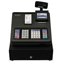 Sharp Cash Register XE-A207B - Black