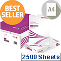 Xerox A4 Performer 80gsm White Printer Paper Box of 5 Reams 003R90649