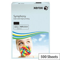 Xerox Symphony Pastel Blue A3 Paper 80gsm Pack of 500 003R91953