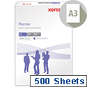 Xerox A3  Premier Paper 90gsm White Ream 003R91853